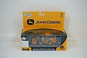 NOS Athearn JOHN DEERE 624J HO Scale Die-Cast Front-End Loader - 77092