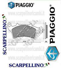PASTICCHE FRENI MALAGUTI MADISON K 400 cc dal 2002-BRAKE PADS- PIAGGIO 666935
