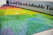 All Jigsaw Puzzles Roll Mat with Inflatable Tube