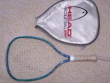 Head Racquetball Racquet, Elite Super Mid, Power Wedge