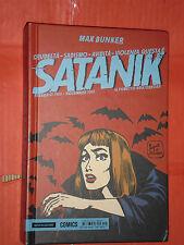 MAX BUNKER- SATANIK- VOL.10- febbraio 1968- novembre 1968 - CARTONATO- MONDADORI