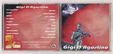 Cd GIGI D'AGOSTINO Omonimo Same - 1996 Mauro Picotto Discoteca Disco House
