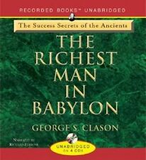 The Richest Man in Babylon by Geroge Clason - Audiobook on CD
