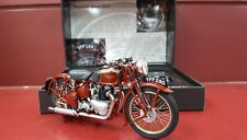 1:12 MINICHAMPS - 1939 TRIUMPH SPEED TWIN - RED