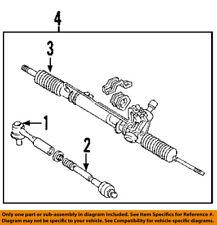 MITSUBISHI OEM 01-06 Montero-Tie Rod Boot MR510271