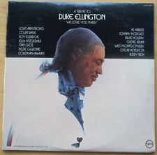 Scarce Factory Sealed A Trib ute to Duke Ellington - We Love You Madly - Promo