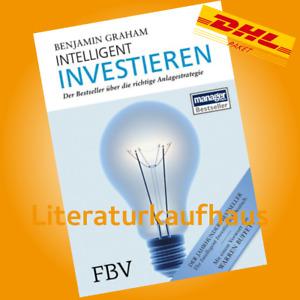 INTELLIGENT INVESTIEREN - Bestseller über Anlagestrategie ++ Benjamin Graham