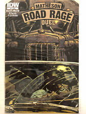 Road Rage: Duel #4 Comic Book IDW 2012