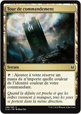 MTG Magic C16 - Command Tower/Tour de commandement, French/VF