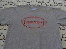Medium- Captain Morgan Football T- Shirt