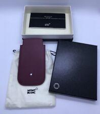 Mont Blanc Iphone 5 5S 5SE Case
