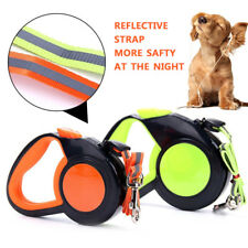 3/5/8M Pet Dog Cat Puppy Automatic Retractable Traction Rope Walking Lead Leash