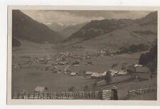 Zweisimmen Gegen Den Wildstubel Switzerland 1930 RP Postcard 263a