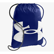 UNDER ARMOUR NEW Gym Bag Blue Ozsee Sackpack BNWT