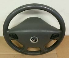 OEM 00-03 MERCURY SABLE LEATHER STEERING WHEEL WITH CONTROL CONTROL SWITCH