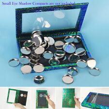 Empty Magnetic Palette Makeup Palette Pad Black Large Pattern DIY Palette Case