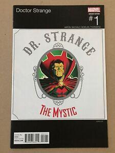 DOCTOR STRANGE (2015) #1 JUAN DOE HIP-HOP HOMAGE VARIANT COVER DR DRE VF+ 1ST