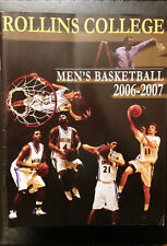 2006-07 Rollins College Tars Men's Basketball Media Guide