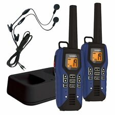 Long Range Walkie Talkie 50 Mile Waterproof Two Way Radio Hunting Outdoor Travel