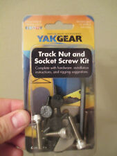Yak Gear Track Nut and Socket Screw Kit - Model Tnask4