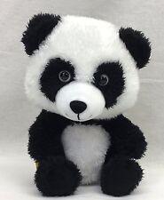 """Build A Bear Smallfrys Buddies Mini Panda 7"""" Plush Small Stuffed Animal Toy"""