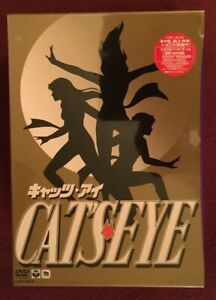 Cat's Eye DVD Box Brand New Nozomi Entertainment Vol.1 & Vol.6 COBC-90248