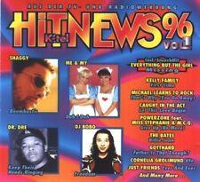 Hit-News 96/1 (K-tel) Dr. Dre, DJ Bobo, Me/My, Shaggy, Cita, Kim Wilde..  [CD]