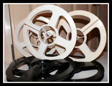 1 x SUPER 8mm 400ft / 120M alle cine Pellicola Spool / Reel-Alta Qualità BOBINE derann