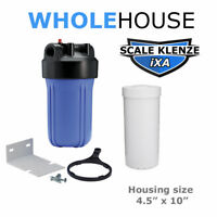 Salt Free Anti-Scale Prevention - Water Softener Alternative (iXA BB10)
