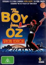 BOY FROM OZ, THE by Peter Allen (DVD, Feb-2009) DVD NEW