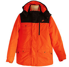Nike Sportswear NSW  Mens THERMORE StayWarm Coat Jacket Medium Insulation Orange