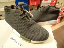NEW Adidas Consortium x END Clothing NMD C1 Chukka Sneakers Olive BB5993 SZ 12