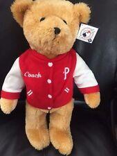 New listing Phillies Stuffed Bear