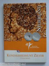 Netherlands 2004 Het Koninkrijksmunt Vijfje Euro Zilver Proof