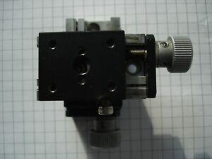 XY Lineartisch Schiebetisch, Edmund Industrial Optics