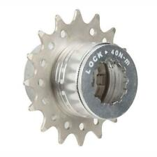 SINGLE SPEED URBAN Fixie Bike Gear Posteriore Kit Di Conversione CASSETTA Argento 15t SIGNOR C