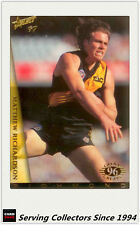 1997 Select AFL Ultimate Card Series Box Card BC4 Matthew Richardson(Rich) Rare
