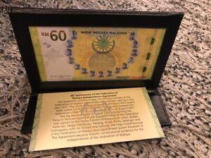 Malaysia RM60 Commemorative Banknote