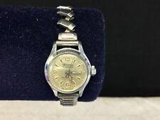 Working Well Women's Bercona automatic Swiss watch Retro band
