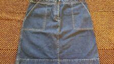 Jones-New-York-Sport-Stretch-Denim-Jean-Skirt Size 12 New without tags