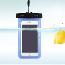 Waterproof Phone Case PVC Anti-Water Pouch Dry Bag Cover For iPhone Samsung HTC