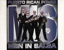 CD PUERTO RICAN POWERmen in SalsaUS EX1999  (B4447)