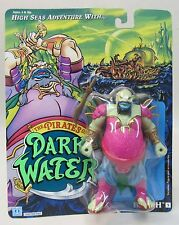 BLOTH The Pirates of Dark Water Action Figure Mint on Card 1990 Hasbro