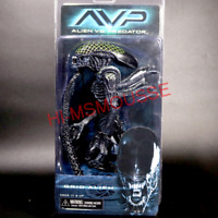 "NECA Grid Alien AVP Xenomorph Aliens vs Predator 7"" Action Figure Series 7 New"