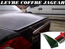 JAGUAR S-TYPE 1999-2008 LAME COFFRE ADHESIVE SPOILER BECQUET LEVRE AILERON V6 V8