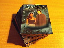 ANGEL SEASON ONE COMPLETE BASIC SET OF CARDS