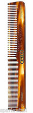 Kent Faux Tortoiseshell Sawcut MEDIUM Womens/Mens FINE/COARSE TOOTH Comb 2T