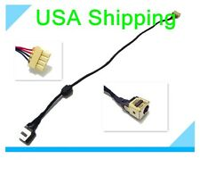 TOSHIBA SATELLITE L650 L650D L655 L655D DC power jack cable harness DD0BL6TH000