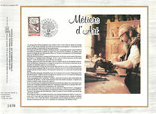 DOCUMENT CEF PREMIER JOUR 1978 METIERS D ART