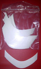 "3M Clear 1522 3/4"" x 3"" A curve 108 strips hairpiece wig toupee tape daily wear"